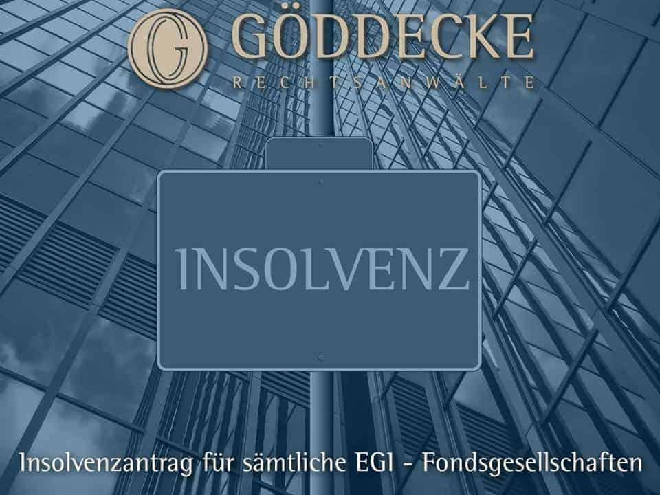 Göddecke Rechtsanwälte kümmert sich sofort um Insolvenz