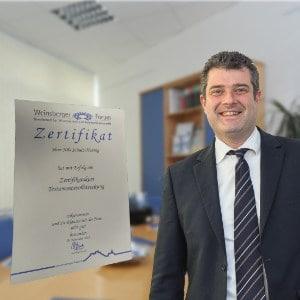 Zertifizierter Testamentsvollstrecker Rechtsanwalt Nils Schulz-Hennig