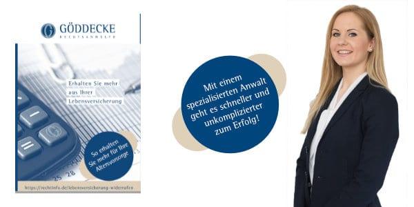 Lebensversicherung widerrufen ebook Rechtsanwältin Erika Ruhrig