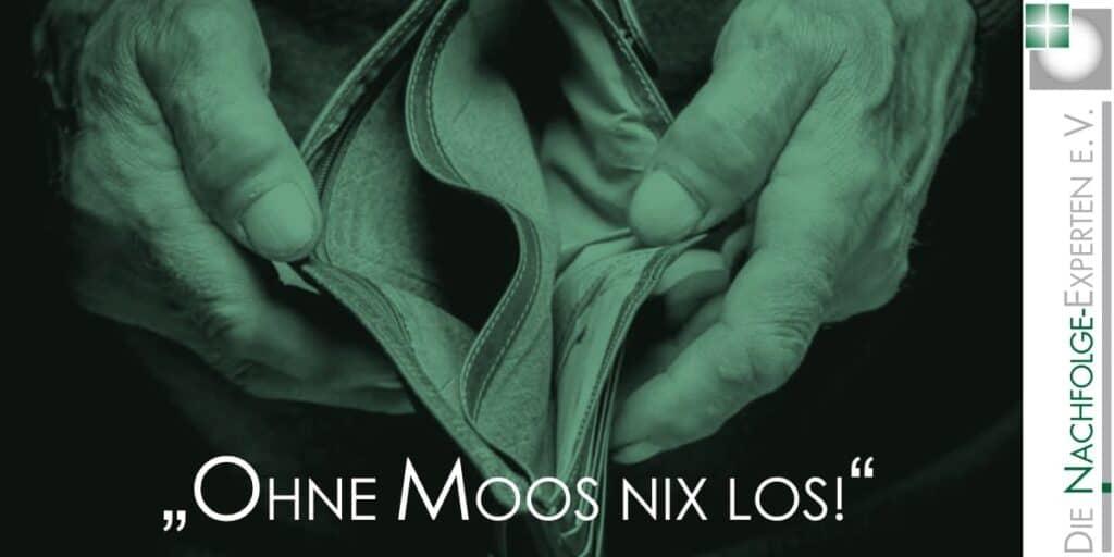 Ohne Moos nix los - Die Nachfolgeexperten - Göddecke Rechtsanwälte