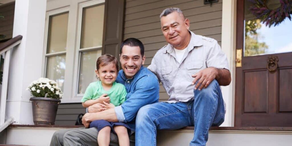Familienheim verschenken